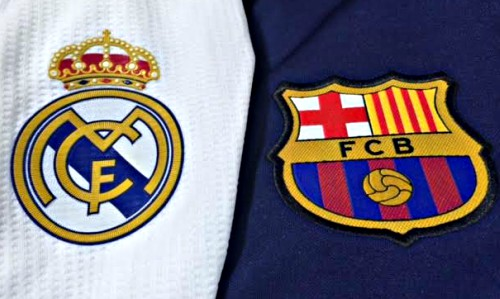 toutes les rencontres real madrid barcelone