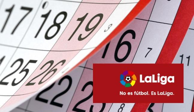 Calendrier Liga Espagnol 2022 Officiel : le calendrier de la Liga 2021 22 dévoilé