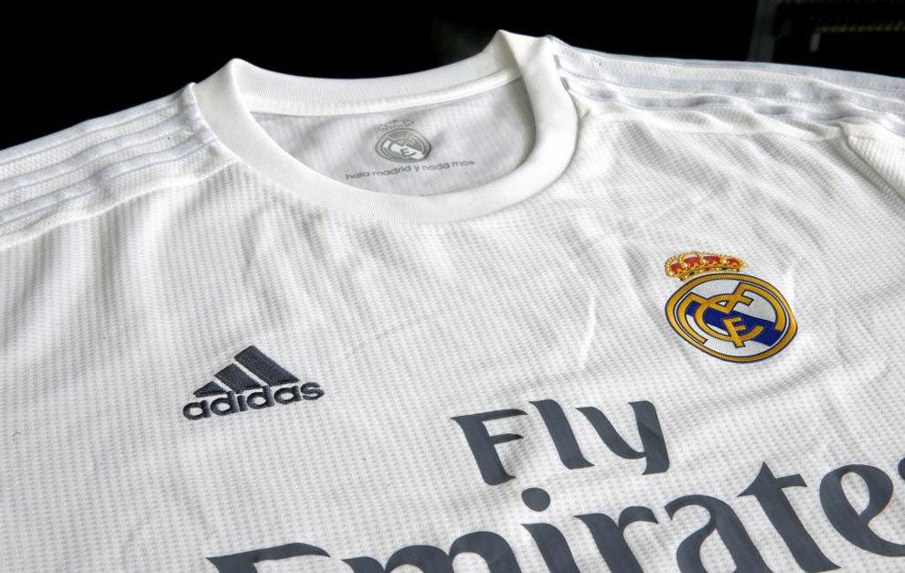 Le Real et Adidas signent un nouveau contrat record